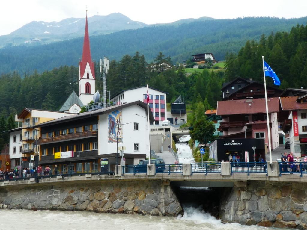 Soelden, Tirol, Austria, 08.2019